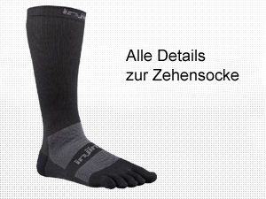 Zehensocken Injinji Compression