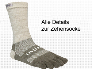 Zehensocken Injinji Outdoor