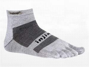 Zehensocken Injinji Run Mini-Crew